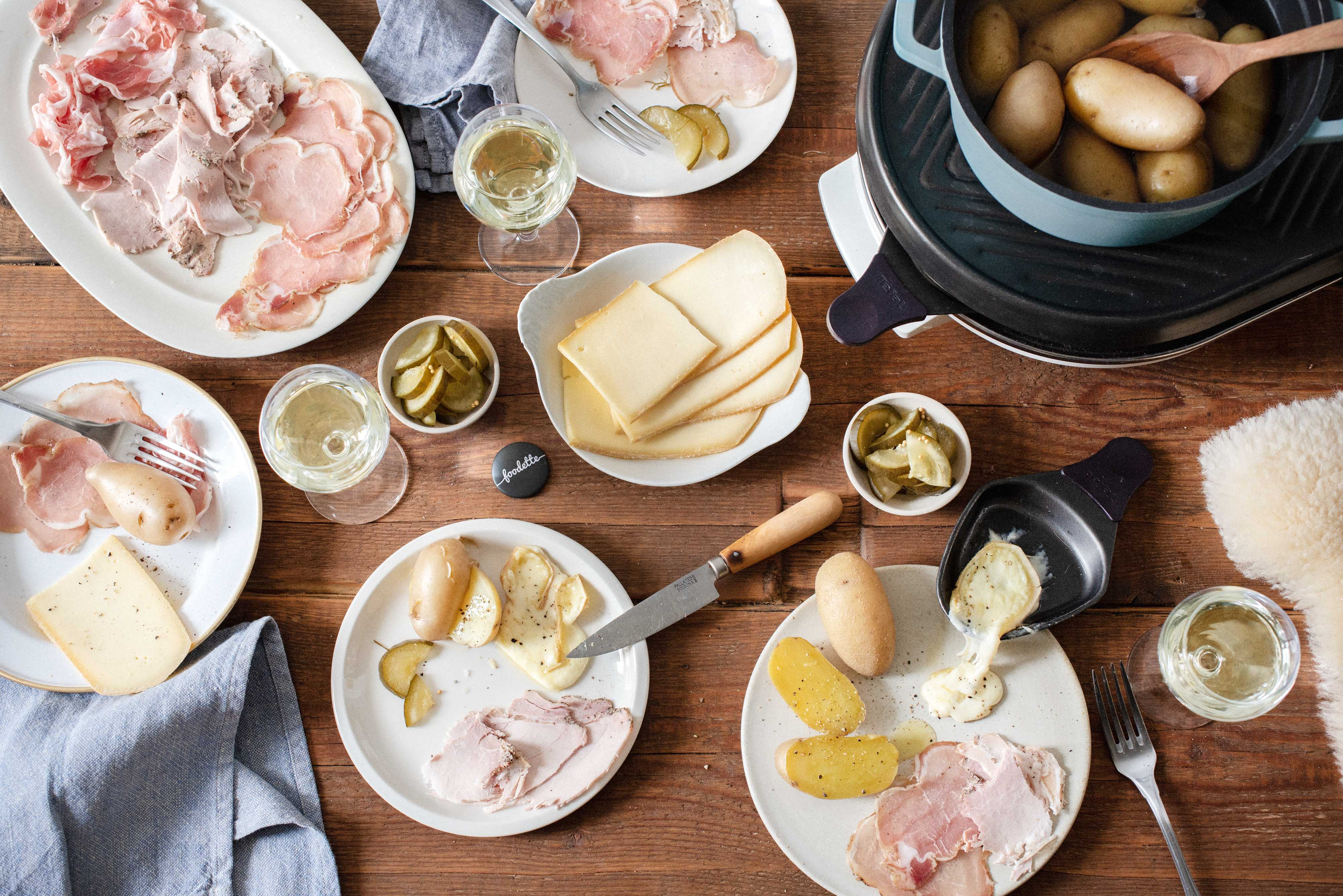 La Raclette Foodette !
