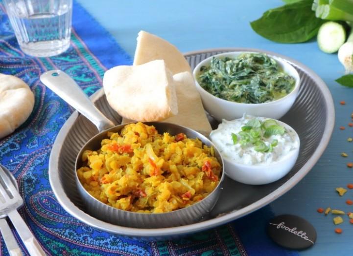 Assiette Pondichéry