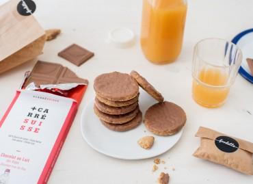 Biscuits façon Granola® maison