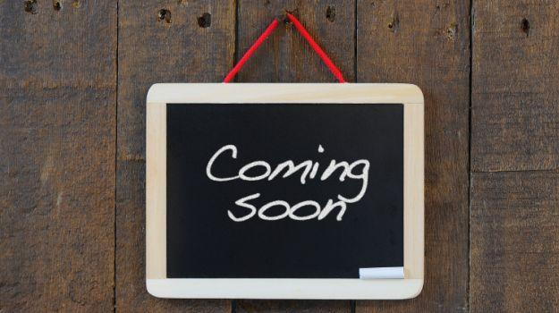 Coming soon (bis) !