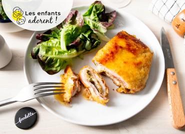 Cordon Bleu à la Raclette