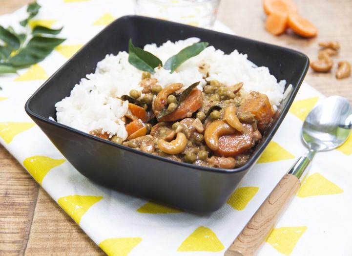 Le véritable curry Sri Lankais