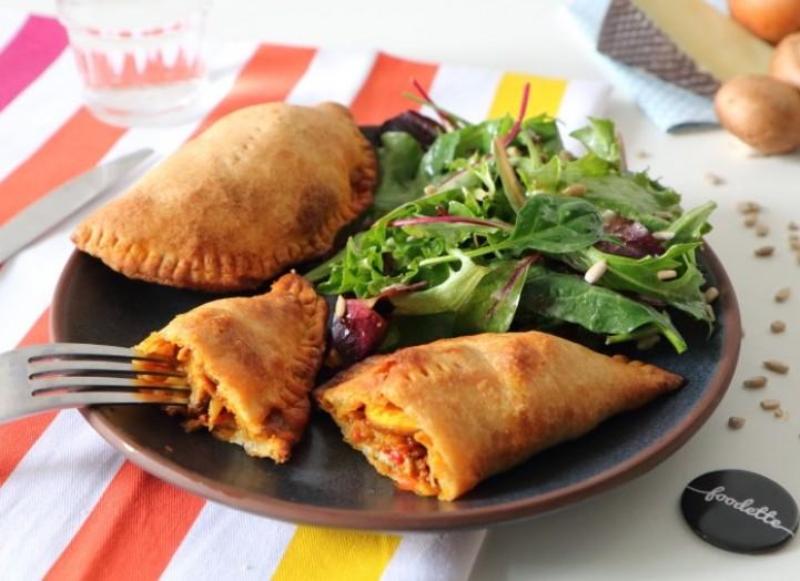 Empanadas ibéricas