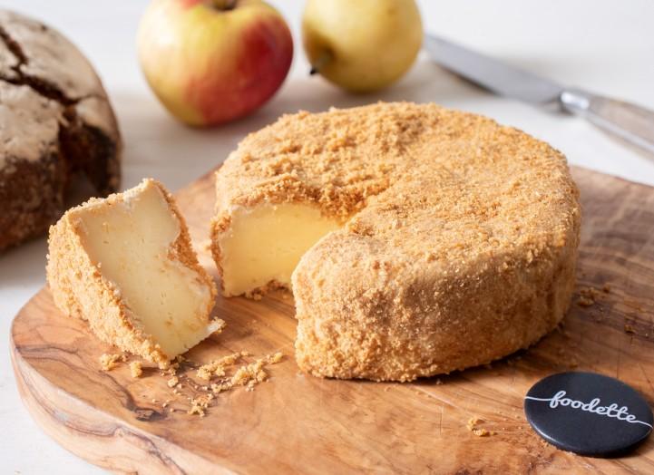 Camembert affiné au Calva