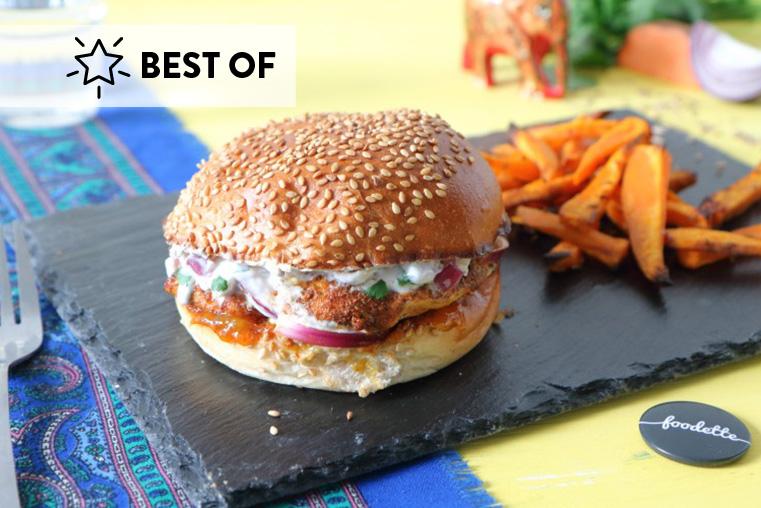 Bollywood Burger