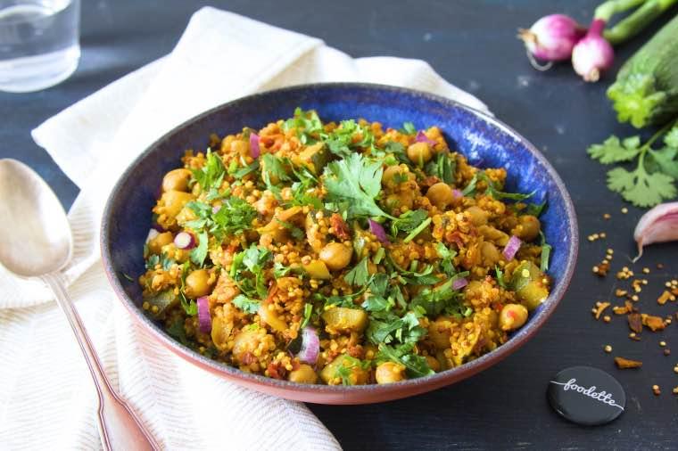 Quinoa tandoori express