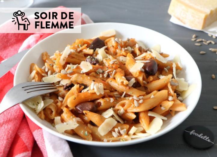 La 6ème recette ! One pot Pasta buonissima