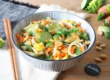 Salade thaï comme à Phuket