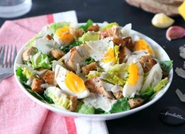 """La """"Caesar Salad"""""""