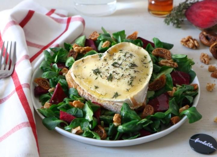 Salade des amoureux