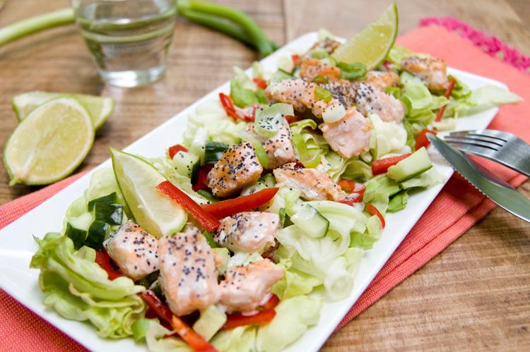 Salade des Vahinés