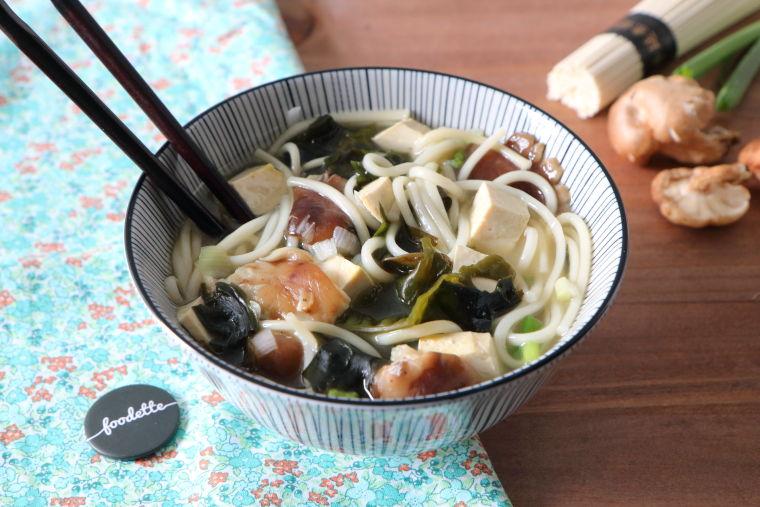 Soupe Miso comme à Tokyo