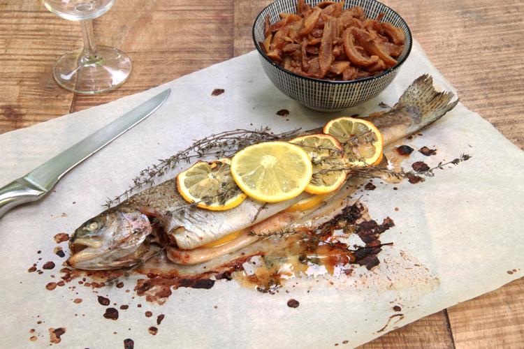 La Truite qui se prenait pour un saumon