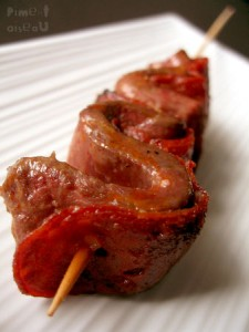 Comment faire une brochette de veau ?