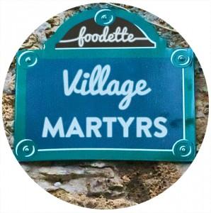 Le village Martyrs