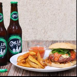 Le Burger made in Paris