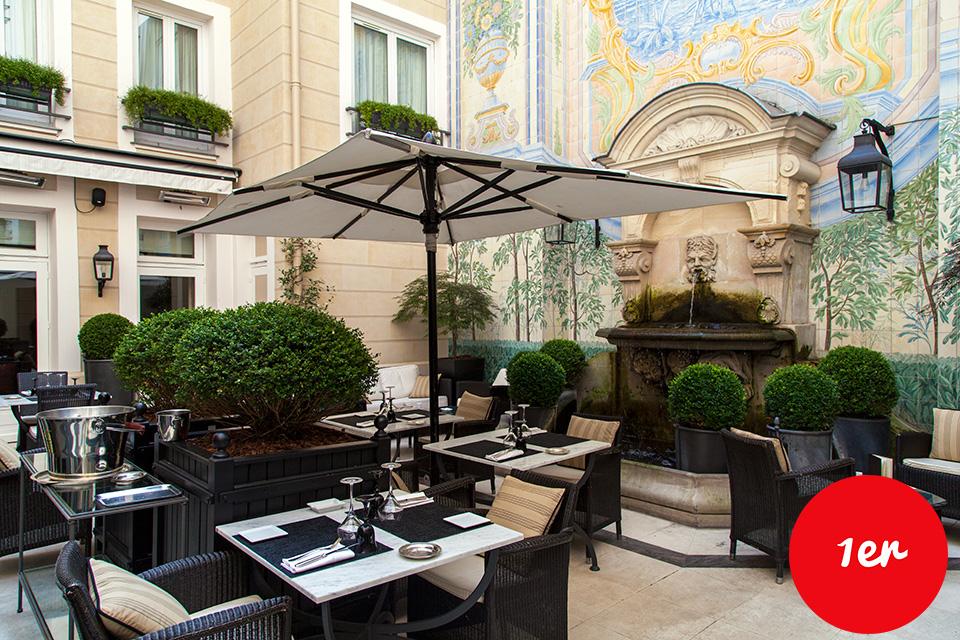 Restaurant Rue Cambon Paris Er