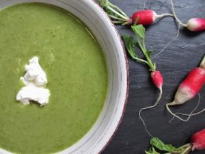 6 recettes pour cuisiner les fanes de légumes