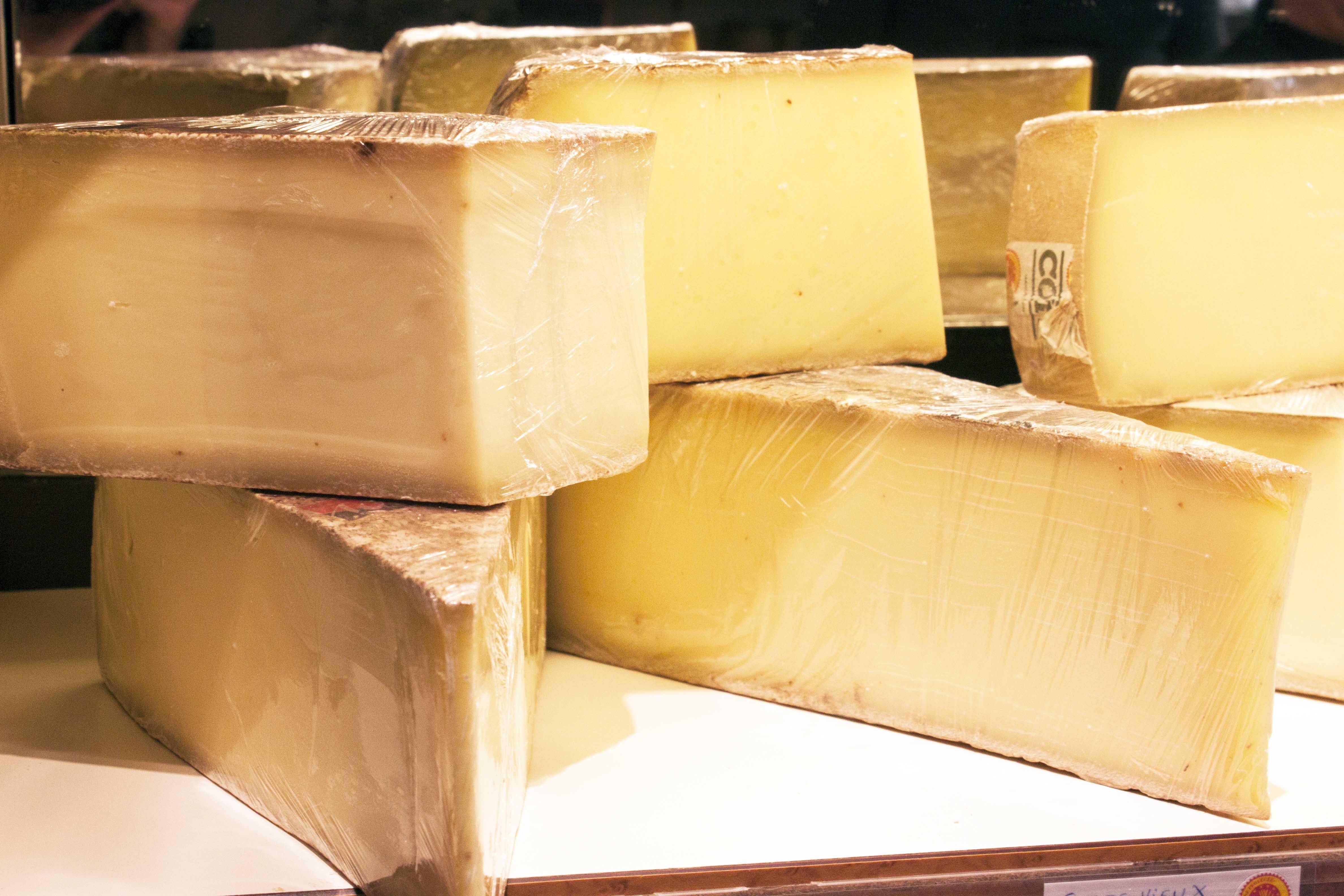 connaissez vous les familles de fromages foodette
