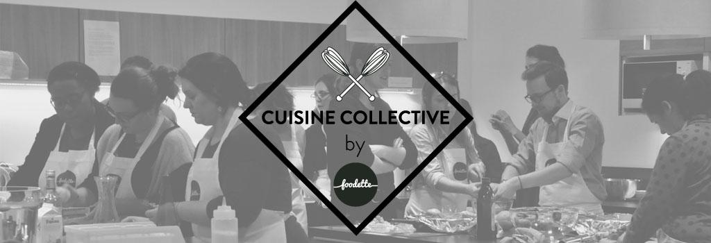 cuisine collective foodette. Black Bedroom Furniture Sets. Home Design Ideas