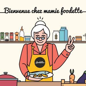 Les meilleures recettes de grand-mère par Foodette