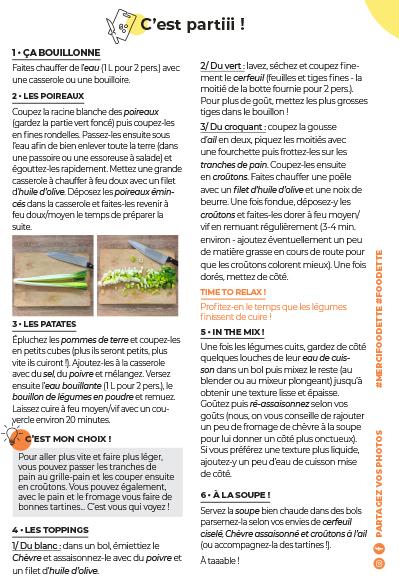 recette foodette