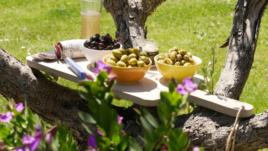 Les différents types d'olives