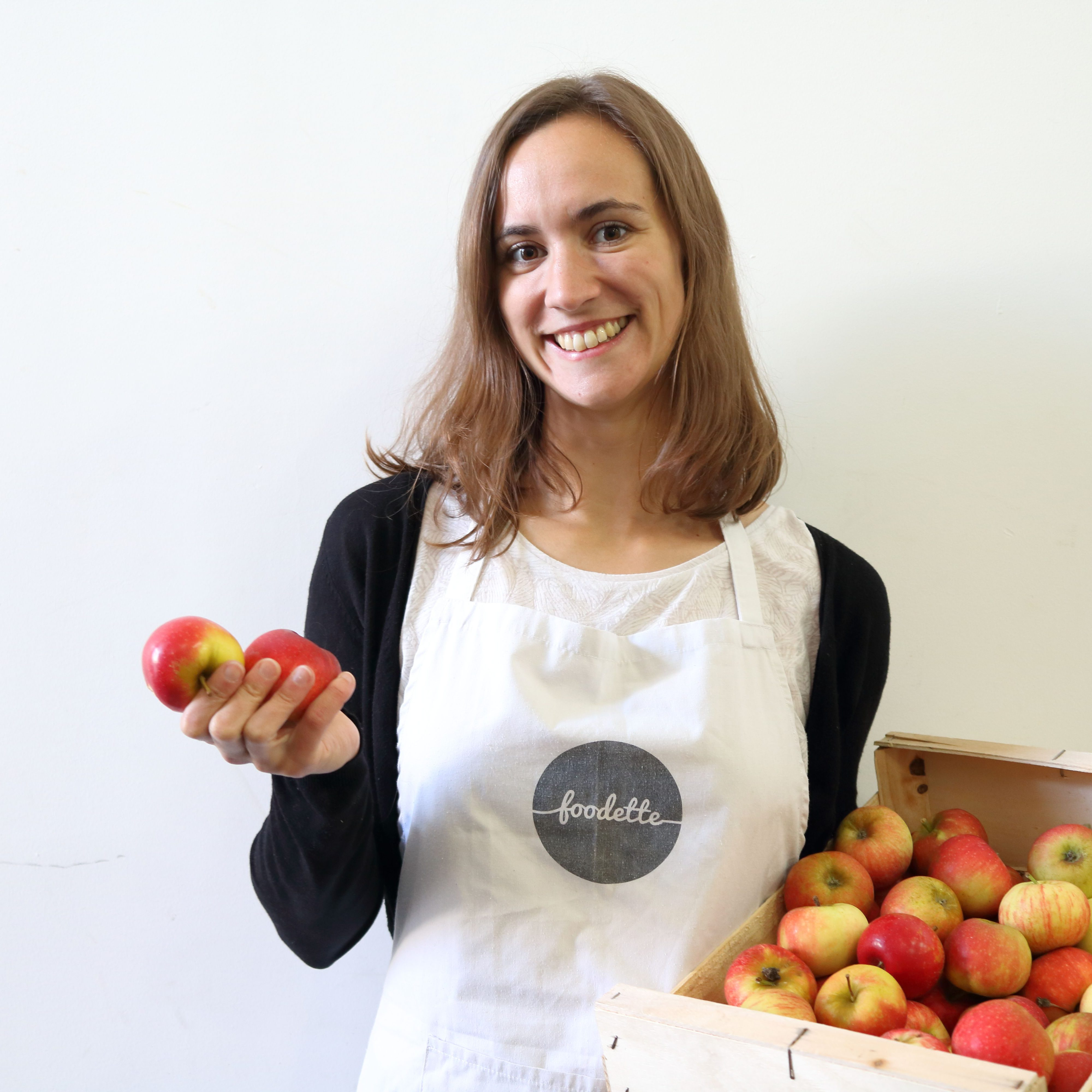 Audrey Gibrat Foodette